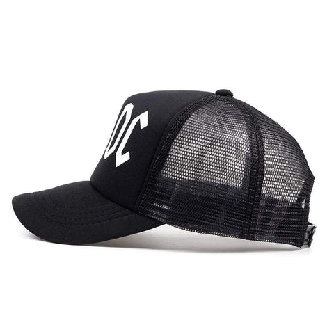 AC/DC Snap Back Mesh Sports Cap Harner Isle
