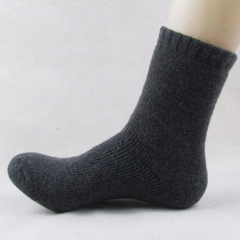 1 Pair Mens Thick Thermal Warm Socks Harner Isle