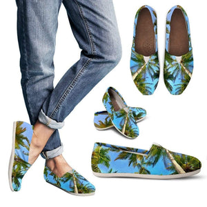 Palms Canvas Shoes Harner Isle