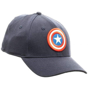 Marvel Captain America Flex Cap Cap Marvel Comics