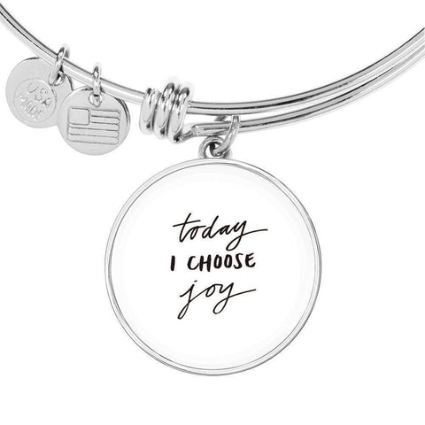 Image of Today I Choose Joy Jewelry ShineOn Fulfillment