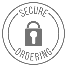 Image of Secure Ordering You're safe with us!