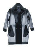 SOHO - Bubble Coat Ash Black