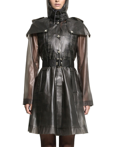 CENTER - Trench Coat w/ Lining 50% OFF