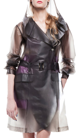 WHITNEY - Wrap Trench Coat