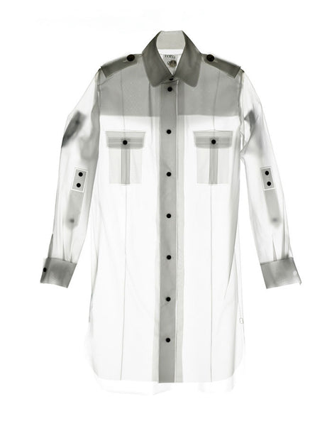 DIA BEACON - Military Shirt 40% OFF