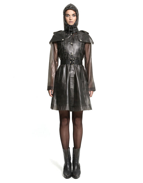 CENTER - Trench Coat w/ Lining