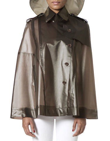 NOLITA - Military cape 30% OFF