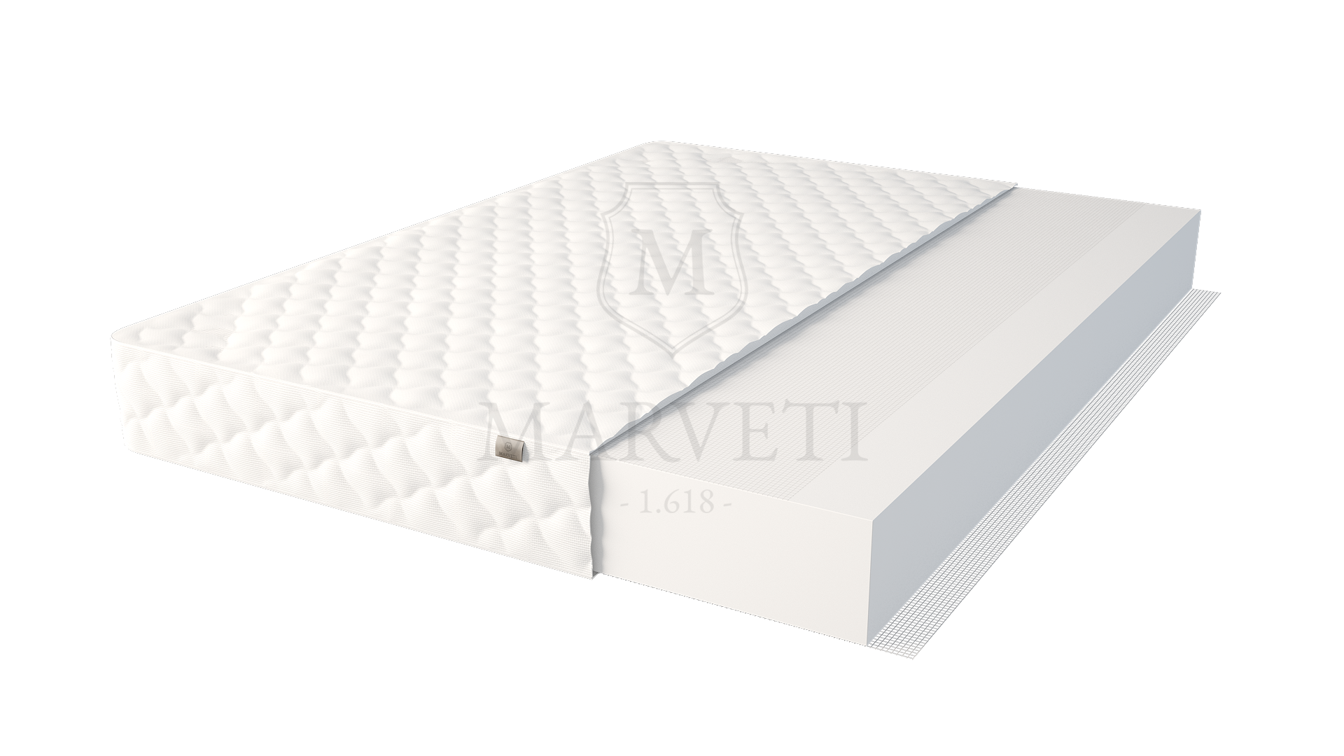 MARVETI Foam fabric