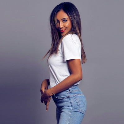 the bachelorette's tayshia adams explains how cbd has helped her deal with the anxiety of fame