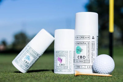 improve your golf game with cbd