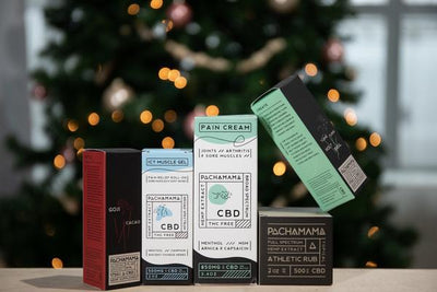 the ultimate CBD holiday gift guide