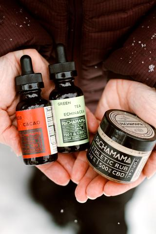 destress with cbd this holiday season