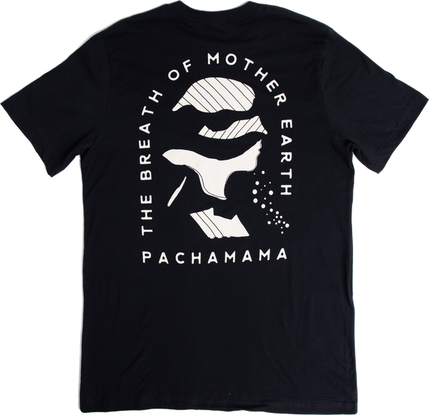 Mother Earth Tee - Black