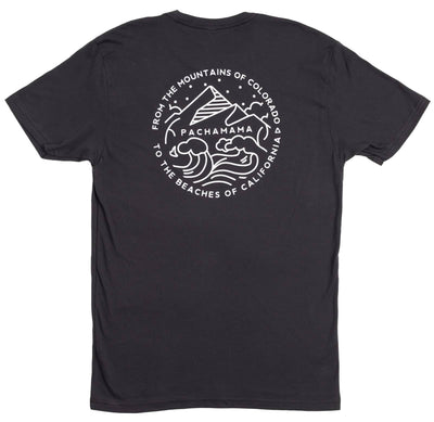 The Protectors & Pioneers Tee (Charcoal)