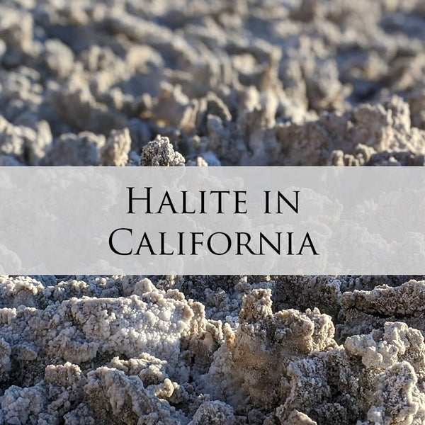 Halite in California