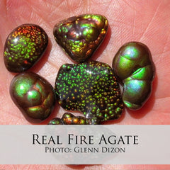 Real Fire Agate 2