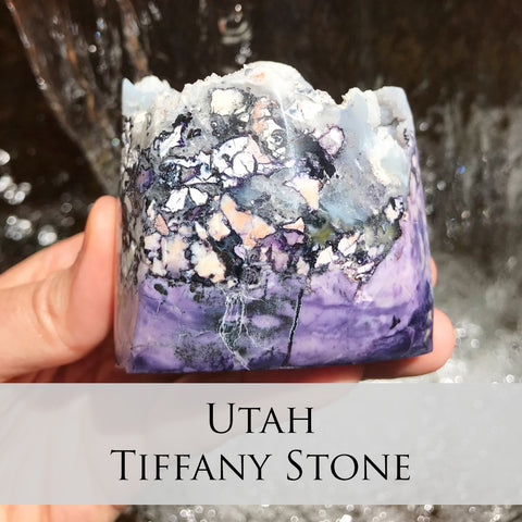 Genuine Tiffany Stone