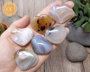 Agate Hearts 35mm