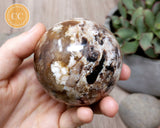 Brown Opal Sphere #1