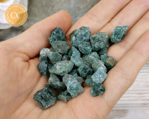 Blue/Green Apatite Crystals 30g