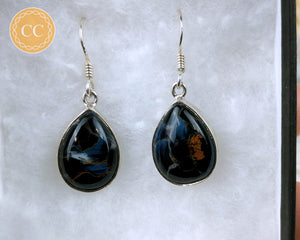 Pietersite Earrings #1