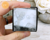 Satin Spar Cube | Selenite