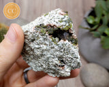 Epidote and Sphene Specimen #1