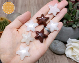 Mini Crystal Starfish
