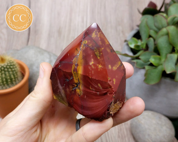 Mookaite Polished Point #1