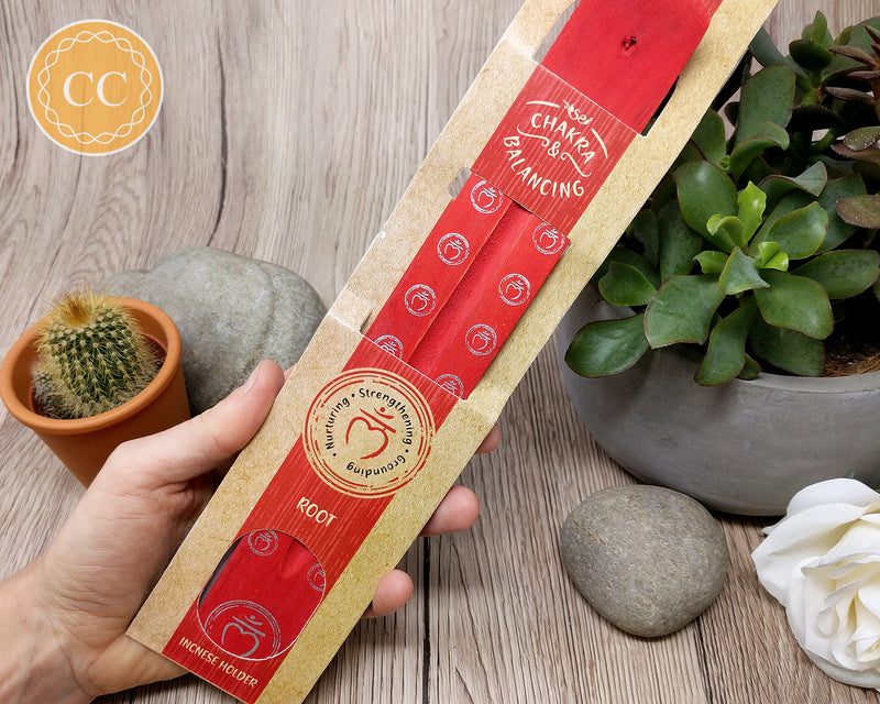 Root Chakra Incense Stick Holder