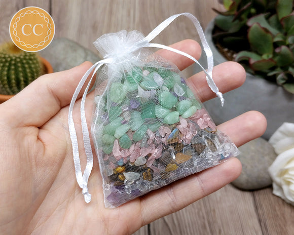mixed bag crystal chips