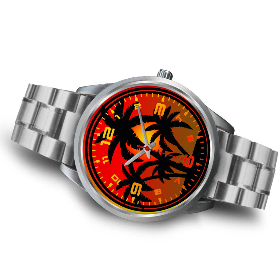 Island Good Vibes - Premium Stainless Steel Watch