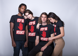 Stop the violence - Short-Sleeve Unisex T-Shirt
