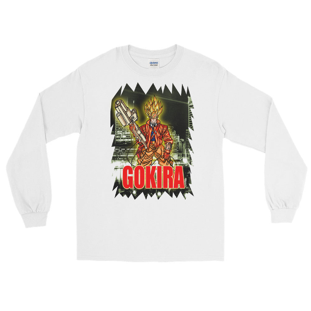 Gokira TEST - Long Sleeve T-Shirt