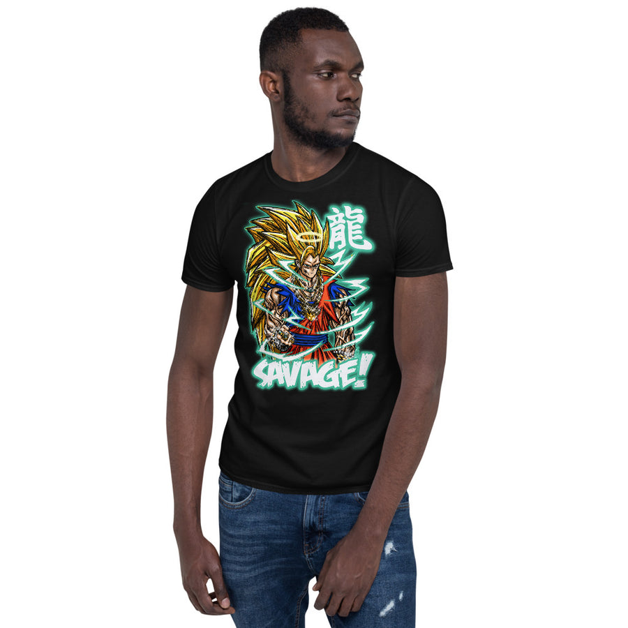 Savage SS3 - Premium high quality Unisex T-shirt