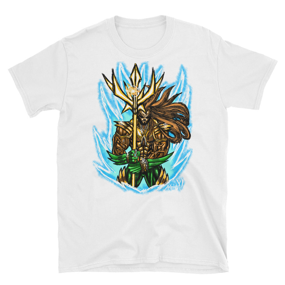 All hail the king - Short-Sleeve Unisex T-Shirt