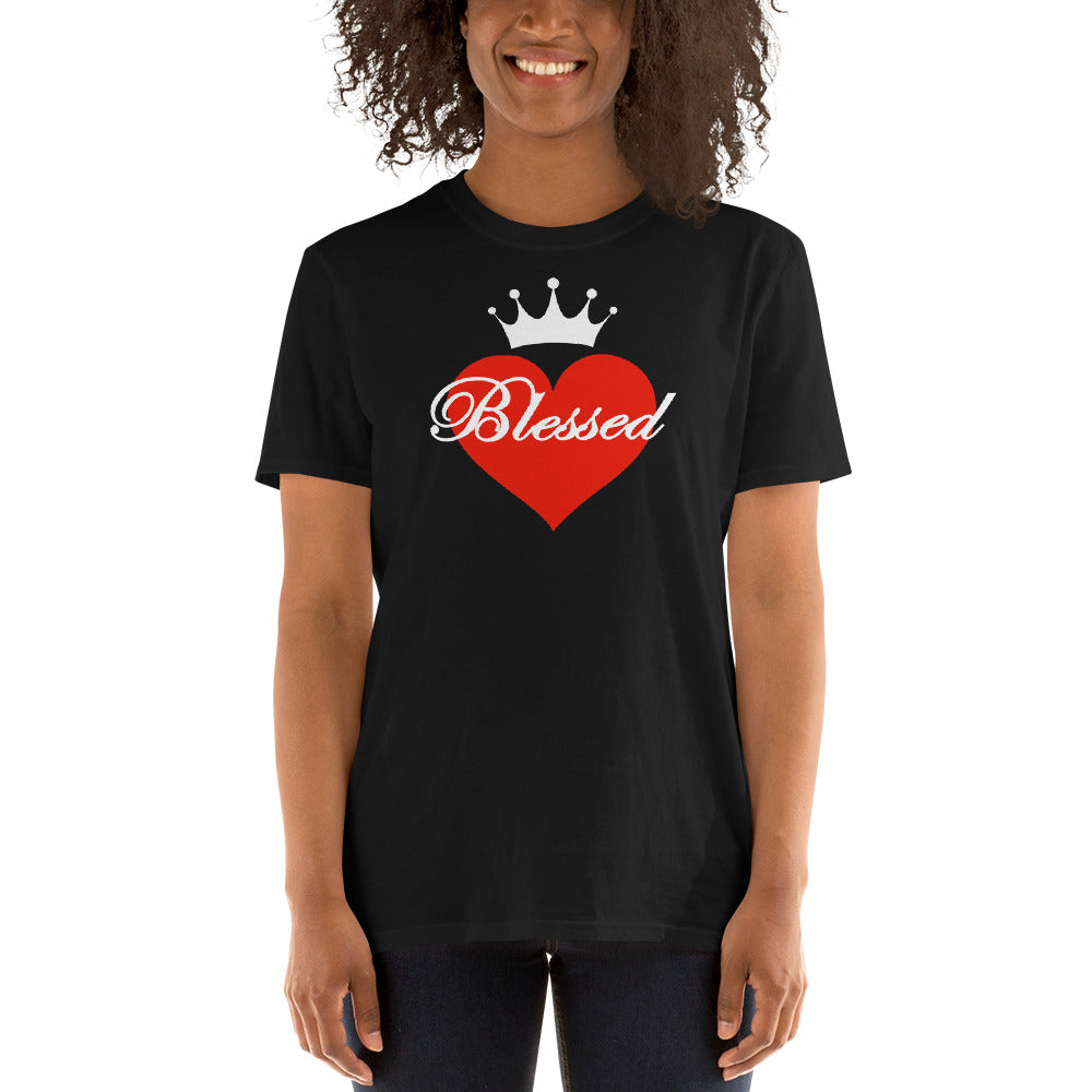 Blessed - Short-Sleeve Unisex T-Shirt