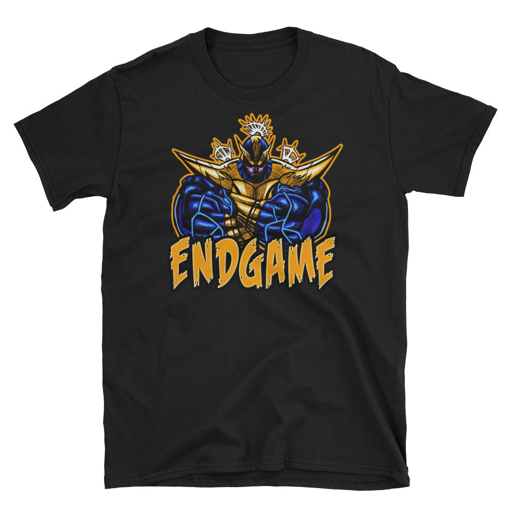 Endgame - Short-Sleeve Unisex T-Shirt