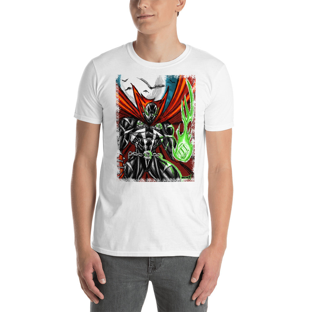 Demon Fighter - Short-Sleeve Unisex T-Shirt