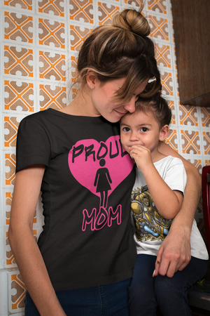 Proud Mom - Women's t-shirt
