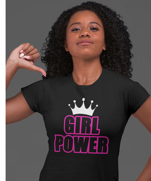 Girl Power (1st version) - Short-Sleeve Unisex T-Shirt