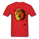 Leo King - Unisex Classic T-Shirt - red