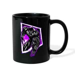 Astral Panther - Full Color Mug - black