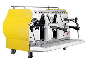 iTOP 11-2H Commercial Double Groud Head Coffee Machine
