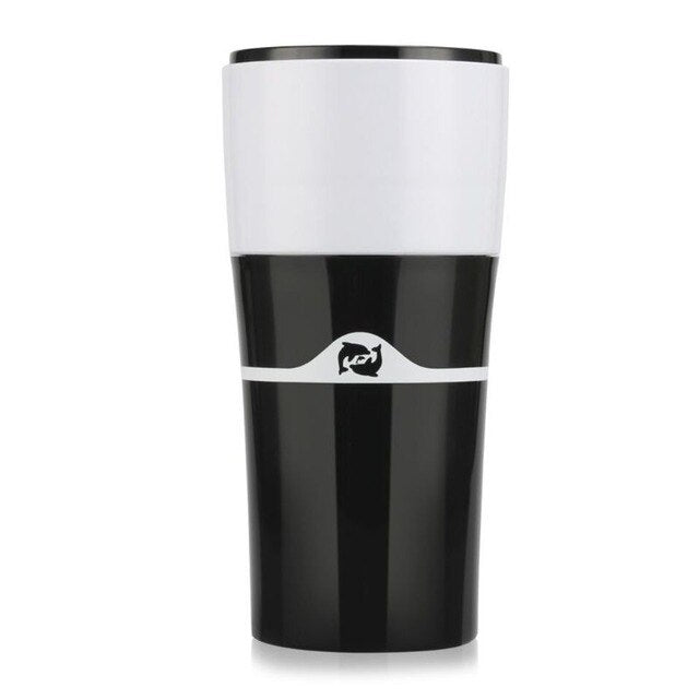 Manual Portable Drip Coffee Maker Mug