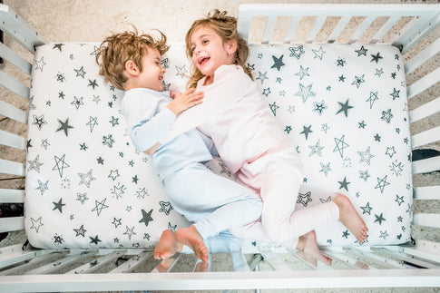 Introducing the Norani Crib Sheets & Changing Pad Covers