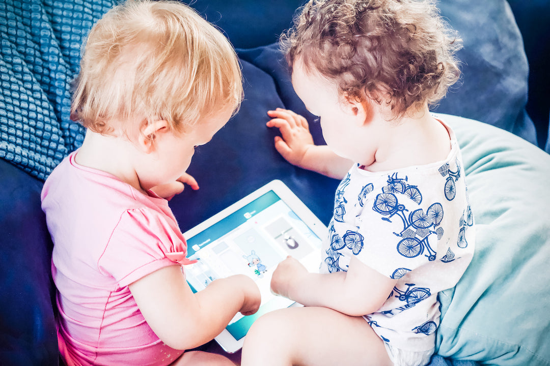 Screen Time Guidelines For Babies & Toddlers