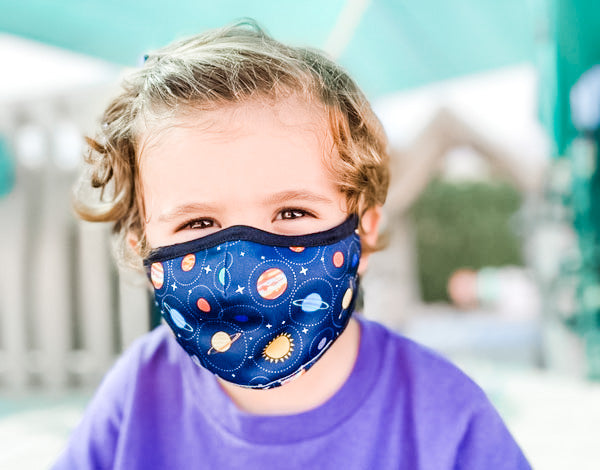Best Kid's Face Masks for Back to School