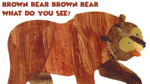 Brown Bear, Brown Bear, What Do You See? Children's Book